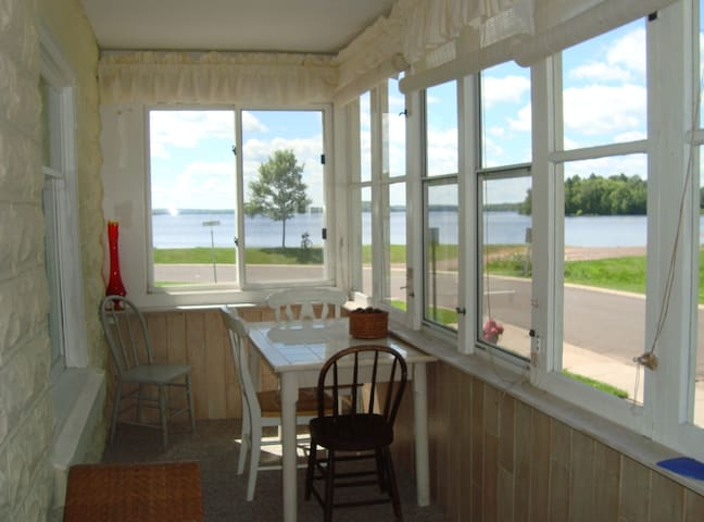 Lake View! Fun all around! - Gile Lake Getaway