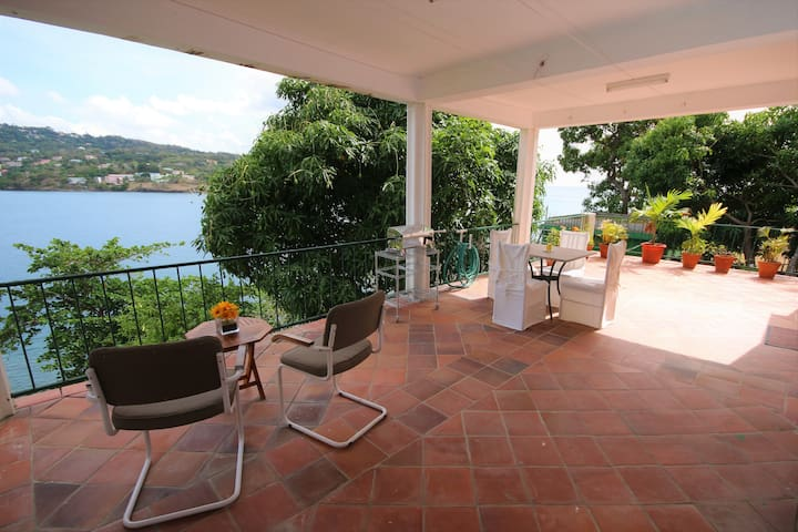 Harbour Terrace Apt#5 - Castries - Apartment