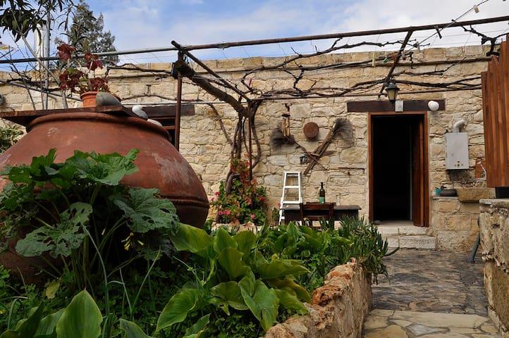 Lambros Vrakas Country House - Giagia - Agios Amvrosios - Dům