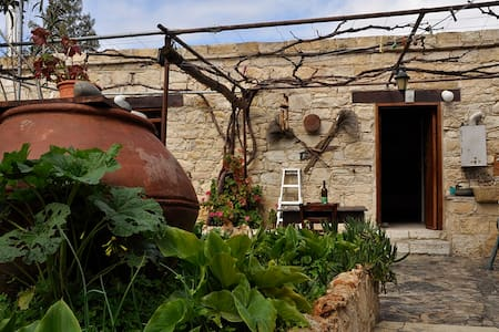 Lambros Vrakas Country House - Giagia - Agios Amvrosios - บ้าน