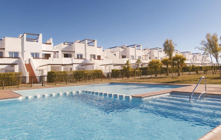 Holiday apartment with 3 bedrooms on 40m² in Alhama de Murcia