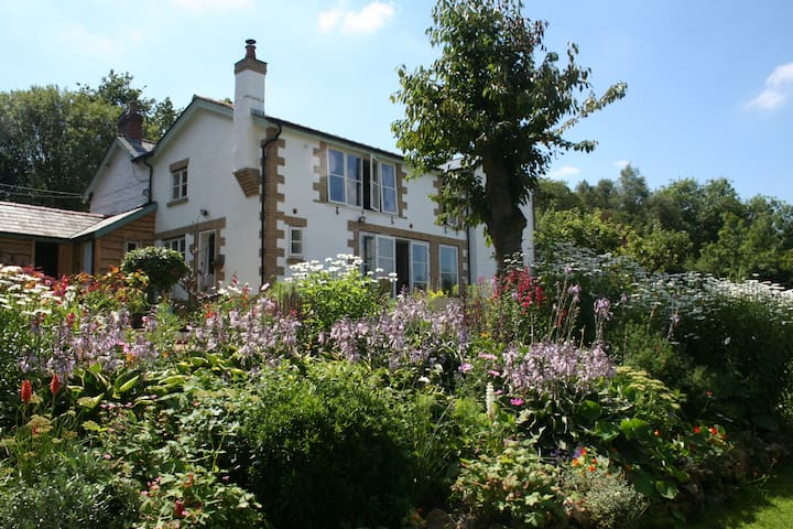 Hawthorn Cottage-Rudry
