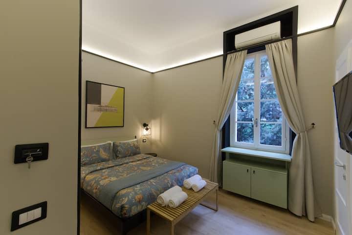 Foresteria - Ministero Room