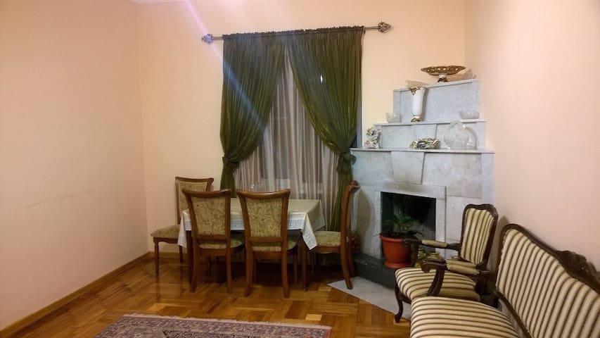 Дом на берегу Черного моря - Sokhumi - Hus