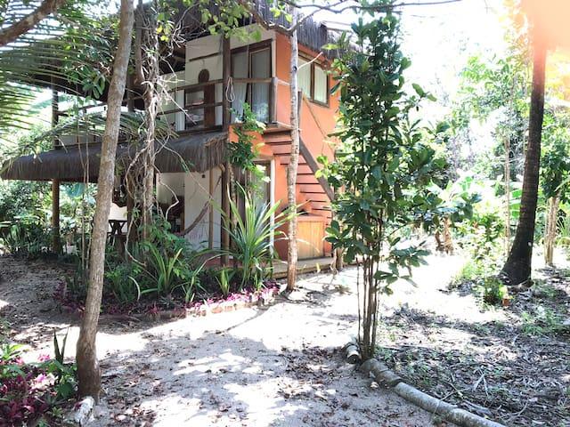 Quarto na Ecovila de Piracanga - Casa Flor