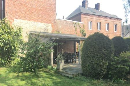 Charmante maison traditionnelle Normande - Haussez