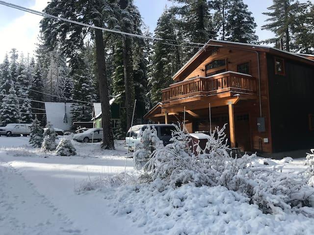 Early snow November