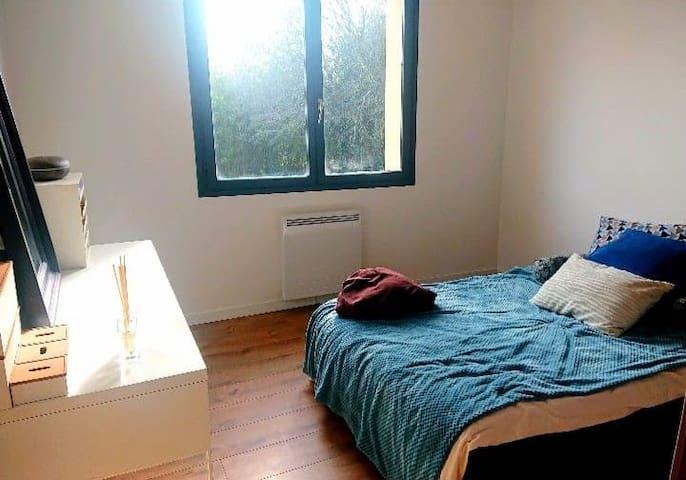 Chambre privé dans une maison en rénovation