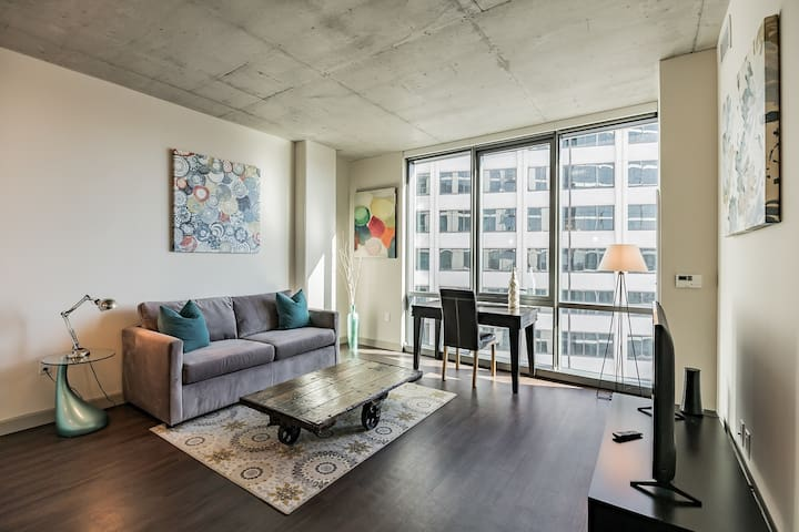 3601 MKT Stunning one bedroom home in University City