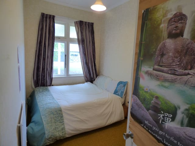 Zen Room - double bed