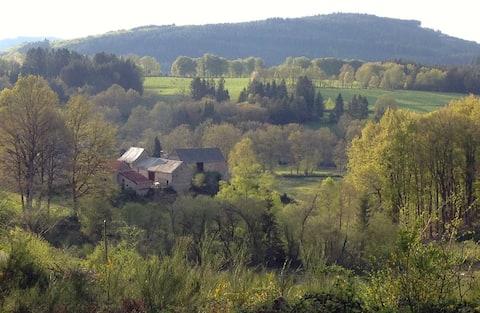 Gîte traditionnel Bunk House en France rurale