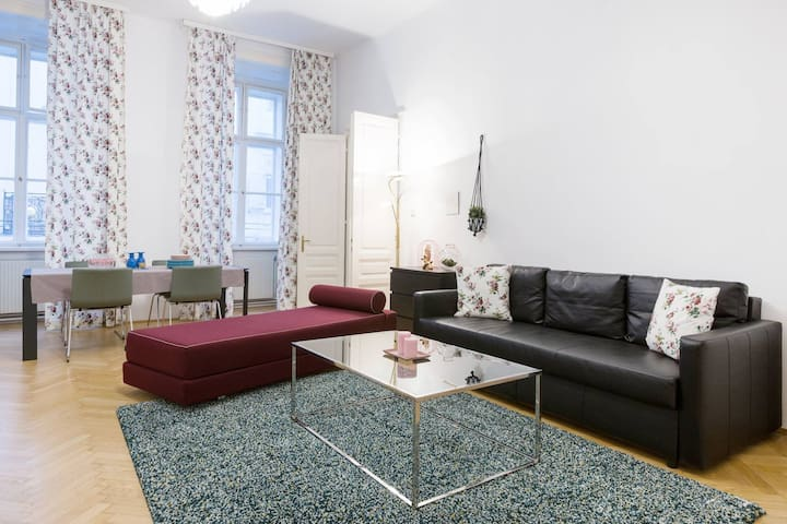 Apartment in the heart of Vienna (Sing 18, Top 3)