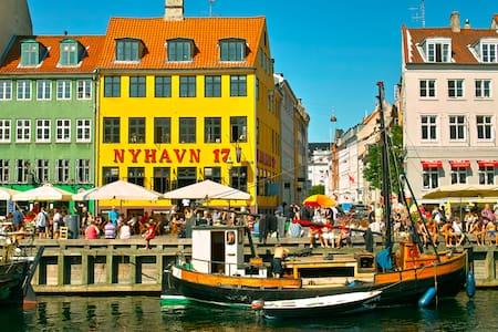 Charming & Luxurious Apartment 50 m from Nyhavn - Kööpenhamina