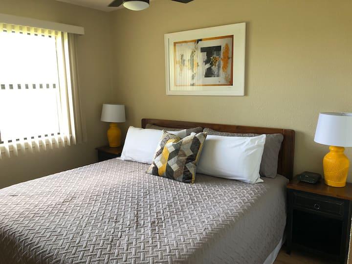 One Bedroom Pointe Royale Condo - Indoor Pool!