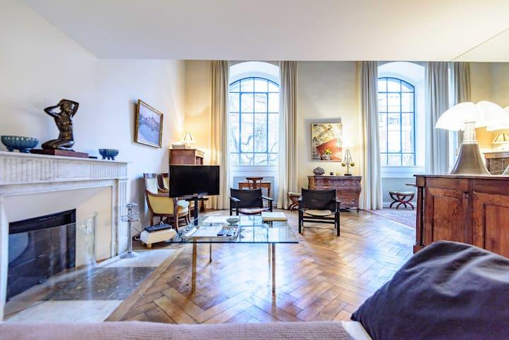 Superbe duplex au coeur des Carmes - Toulouse - Apartamento