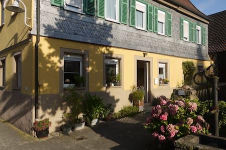 Altes Pfarrhaus Erligheim - mitten im Dorfkern! - Erligheim