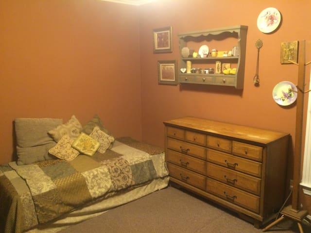 Discount for SMU,  UTSW  for Cozy Bedroom