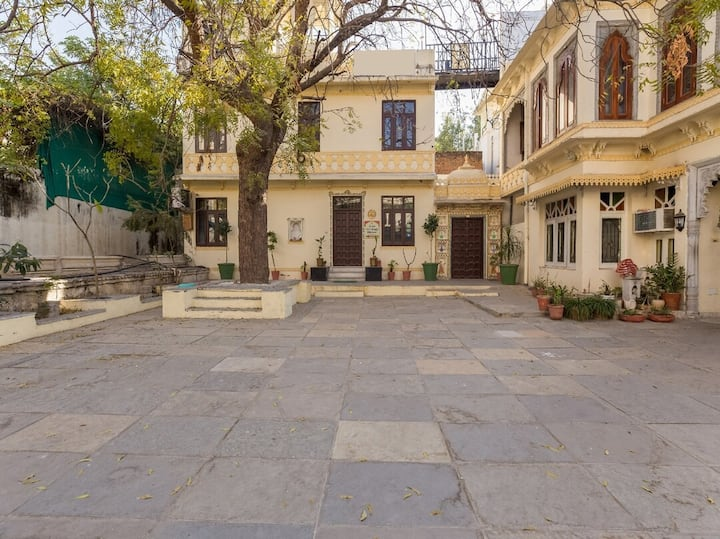 Entire unique Homestay for Vacation in Udaipur