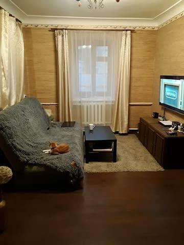Подольск, комната с радушными хозяевами - Podolsk - Talo