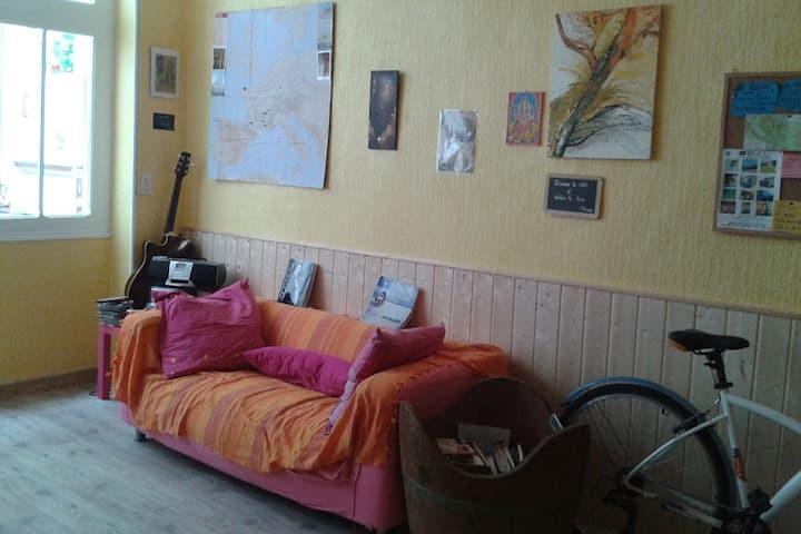 L'Etoile Occitane, accueil pèlerin en dortoir
