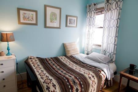 Peaceful Blue Room (1br,1ba) - House