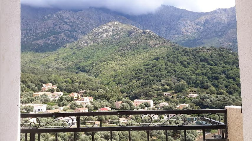 Maison de village à Zilia Haute Corse - Zilia - Casa adossada