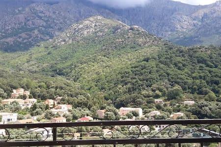 Maison de village à Zilia Haute Corse - Zilia - Townhouse