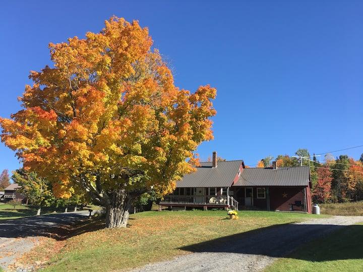 Farmhouse at Kingdom Farm