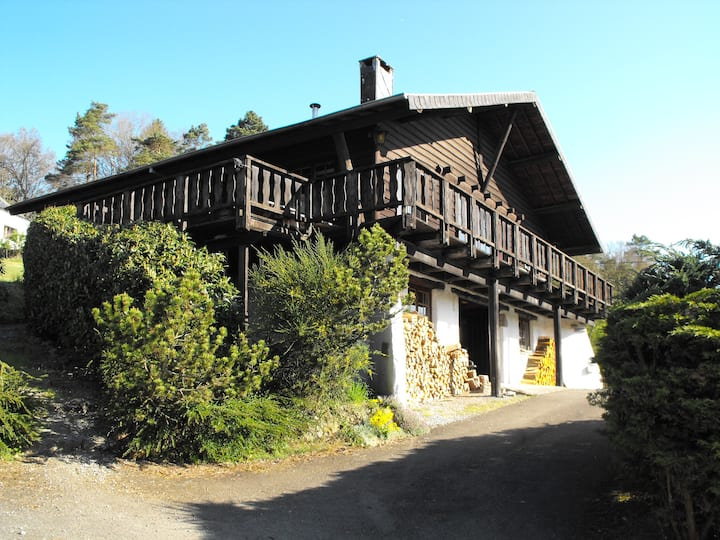 Chalet Chacha (cabine infrarouge)