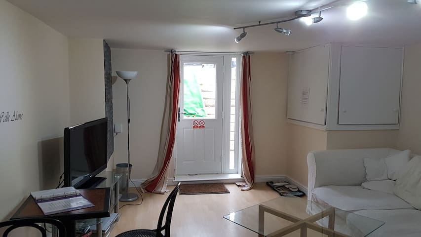 Lovely garden  flat in Headingley Leeds
