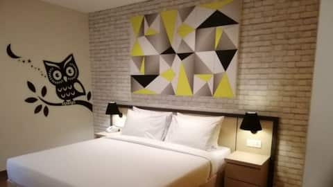 Cozy Room with Free Breakfast at Tanjung Pinang