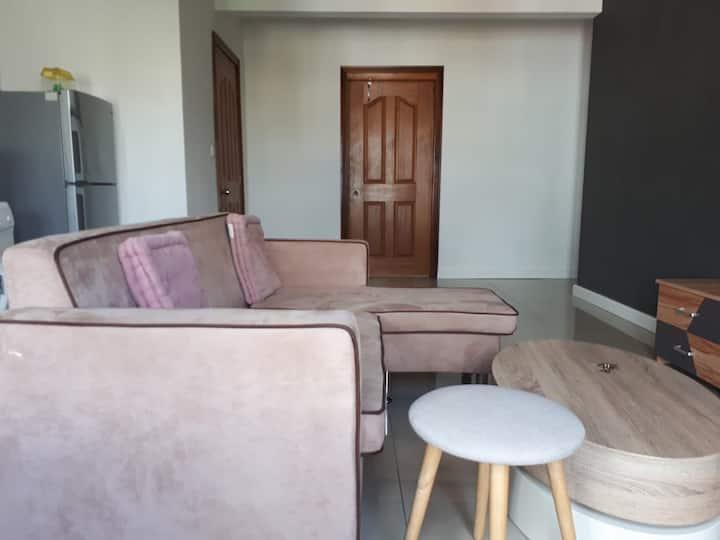 Appartement tout confort proche de la mer (2min)