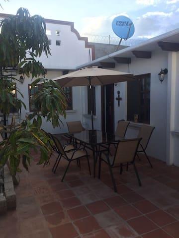 Casa Tlacolula Oaxaca