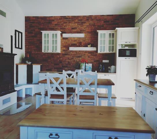Nový Domček Sabinka-ideálne miesto na relax