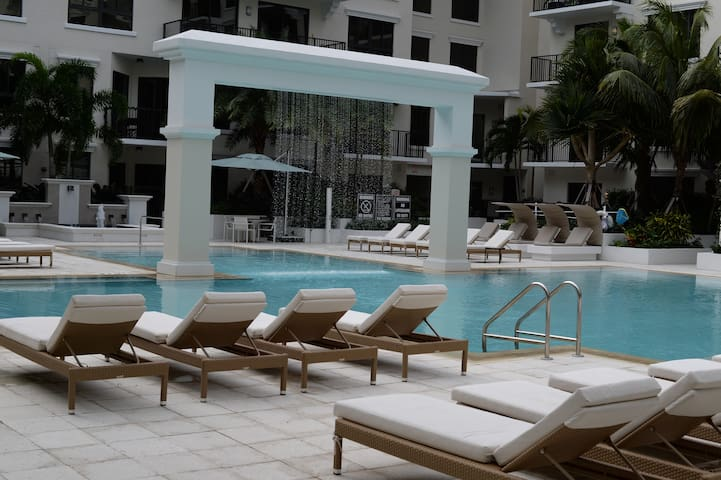 Luxury 1b1b apt near Coral Gables - Miami - Appartement