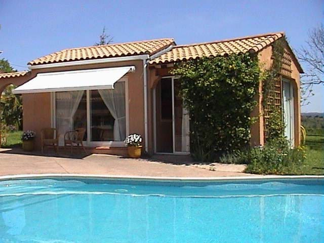 Pool House - Great Views, Peaceful, - Tressan - Andet