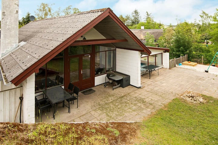 Delightful Holiday Home in Ebeltoft with Sauna