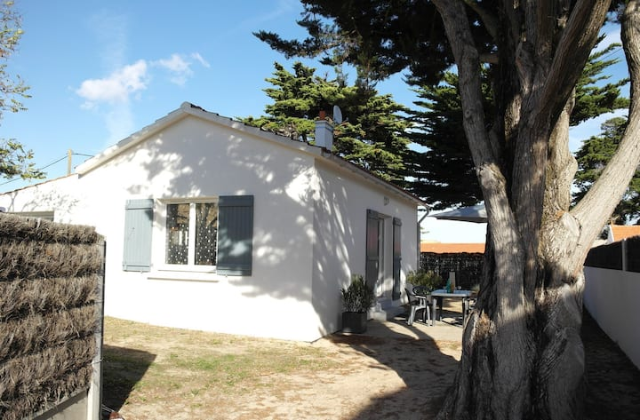 Charming house 500 meters from the ledge of Notre-Dame-de-Monts
