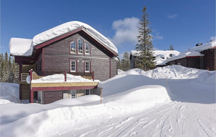 Holiday apartment with 2 bedrooms on 58m² in Sälen