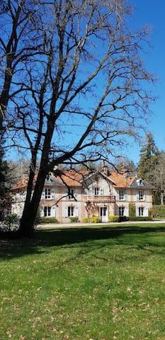 Lamotte Beuvron: suite dans une  superbe demeure