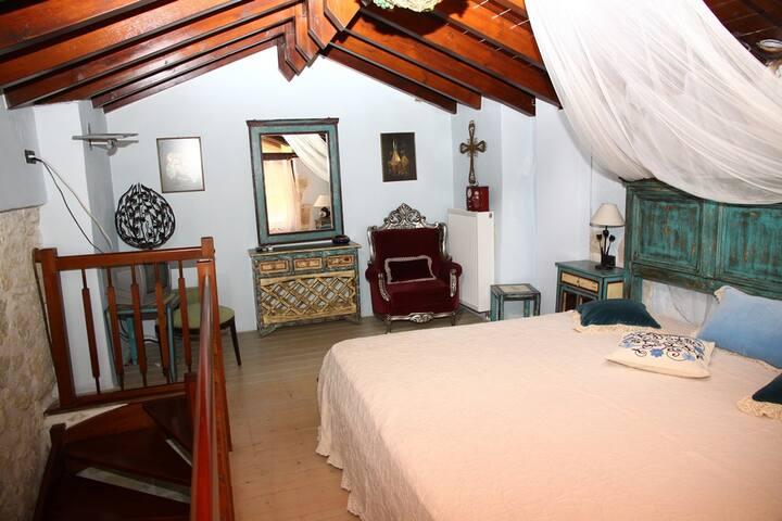 Traditional Cretan House - Hotel - Agios Mironas - House