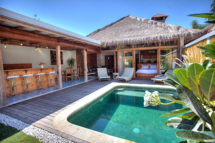 Kempas Villa 2, stunning private villa @ Gili Air