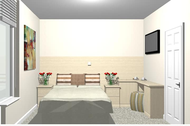 Self Contained Apartment with en-suite