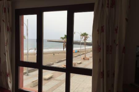 Apartamento en primera linea de playa con vistas - Gran Tarajal - Condomínio