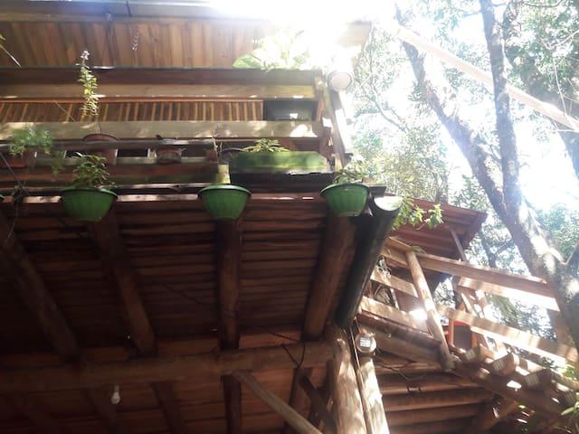 Cabana Aconchegante