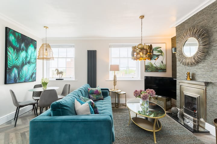 L-Spa Boutique Apartments - Fabulous two bed, two bath apartment