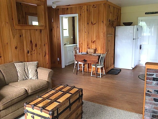 Nice Apartment Near Rumney Rocks and Skiing.