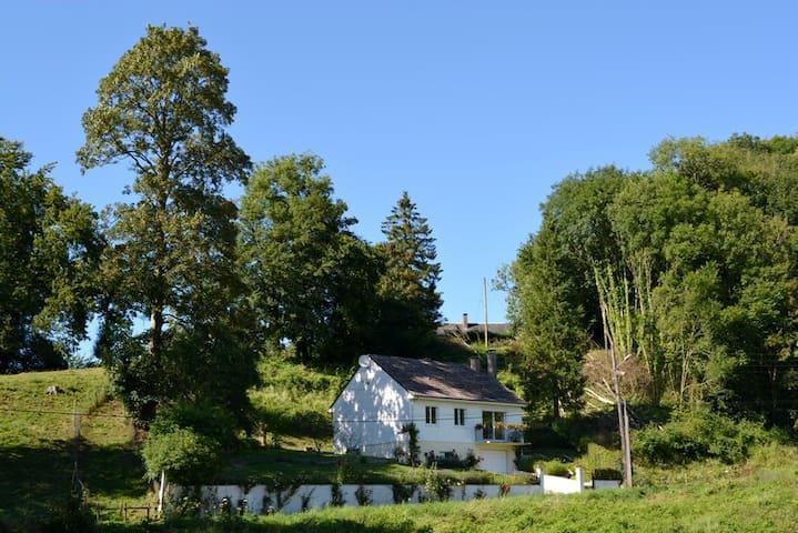 maison dans la campagne haut-normande - Notre-Dame-du-Parc - House