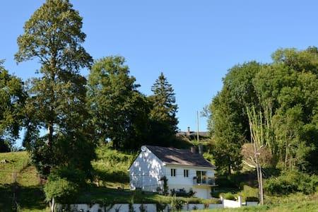 maison dans la campagne haut-normande - Notre-Dame-du-Parc