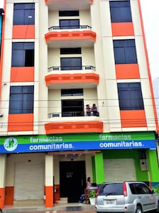 Apartahotel Guayaquil en Quevedo